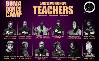 Goma Dance Camp 2020