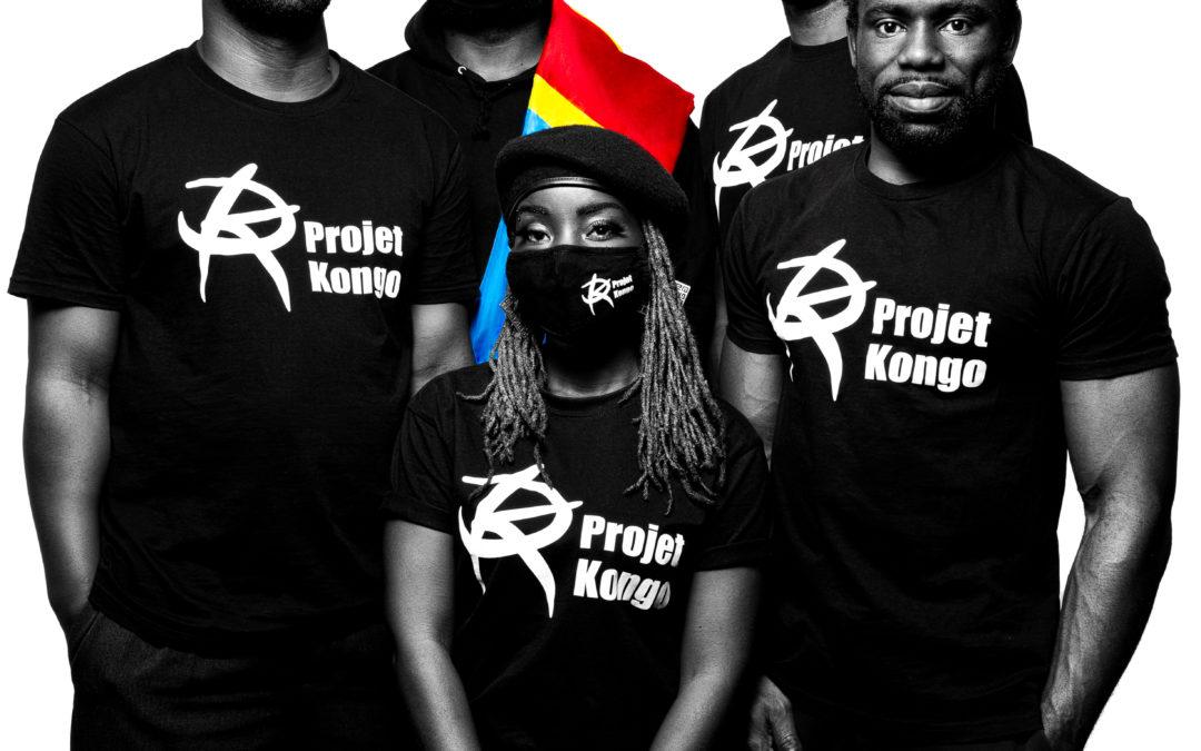PAULE GREEN X PROJET KONGO